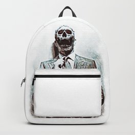Wolf in Sheep's Clothing Backpack