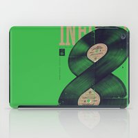 moto iPad Cases featuring Moto Perpetuo by Vó Maria