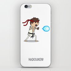 Hadouken! iPhone & iPod Skin
