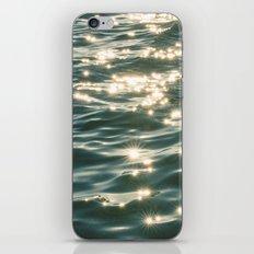 Ocean Sparkle iPhone & iPod Skin