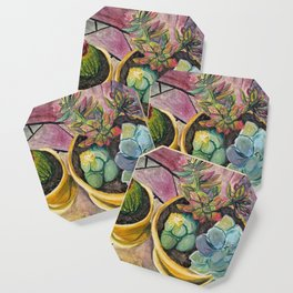 Cacti & Succulent Pots Coaster