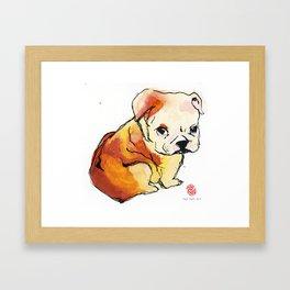 JUJU Framed Art Print