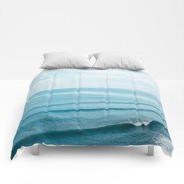 Pretty Waves Comforters