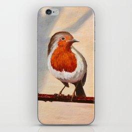 York Robin iPhone Skin