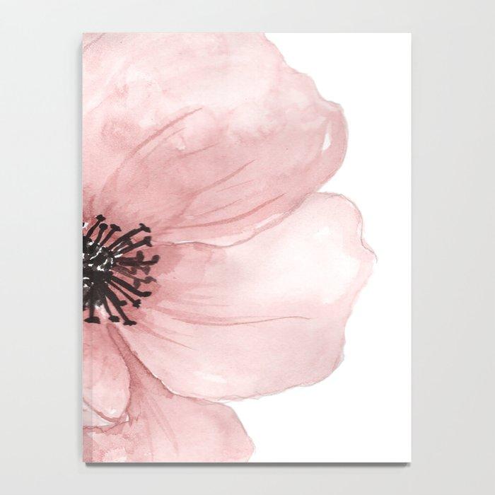 Flower 21 Art Notebook