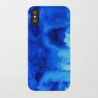 marine iPhone & iPod Cases featuring Marine by itsme.emi