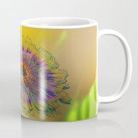 good morning Mugs featuring Good Morning! by Klara Acel