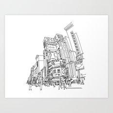 Nippon Art Print