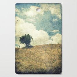 Lonely Tree Cutting Board