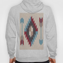 American Native Pattern No. 12 Hoody