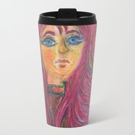 Brigit, The sun Maid Travel Mug
