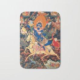 Kali, Goddess of Time, Creation, Destruction and Power Bath Mat