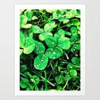 irish Art Prints featuring Irish by Kelly Dillon