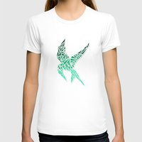 mockingjay T-shirts featuring Mockingjay 2 by AliyaStorm
