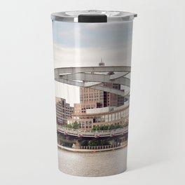 Frederick Douglass–Susan B. Anthony Memorial Bridge | Rochester NY Travel Mug