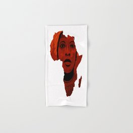 Mother Africa 2 Hand & Bath Towel