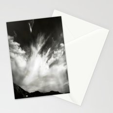 Sky is over Stationery Cards