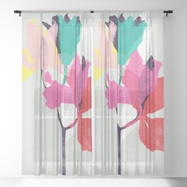 lily 31 Sheer Curtain
