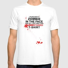 Bloodstained T-shirt T-shirt