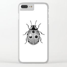 Beetle 03 Clear iPhone Case