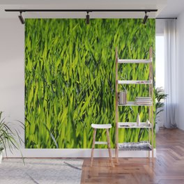 Green Grass Wall Mural