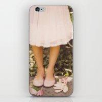 Late Bloomer iPhone & iPod Skin