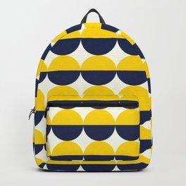 Geometric Eclipse Backpack