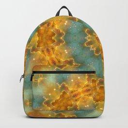 Heavens Flower Mandala Backpack