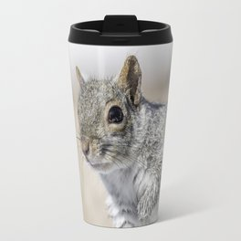 Wet paw Squirrel Travel Mug