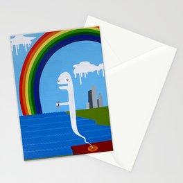 I < 3  MKE Stationery Cards