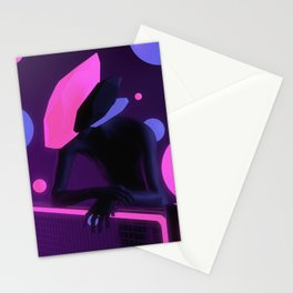 Crystal Boy Stationery Cards