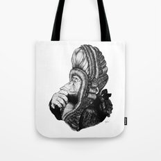 Chimp Tote Bag