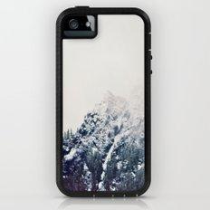 Vintage Snowy Mountain Adventure Case iPhone (5, 5s)