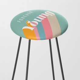 Forever Young Counter Stool