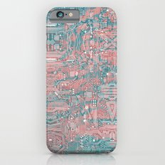 Circuitry Details 2 Slim Case iPhone 6s