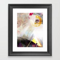Plasma Sands Framed Art Print