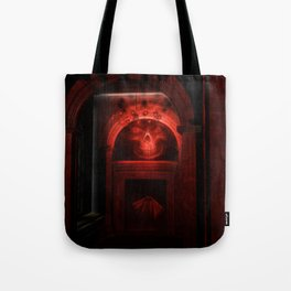 Witching hour in the House of Dead Tote Bag