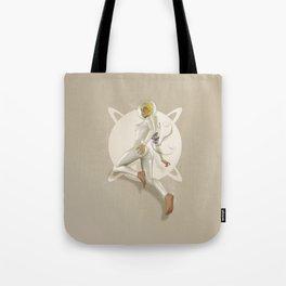 Sci-Fi PinUp Tote Bag