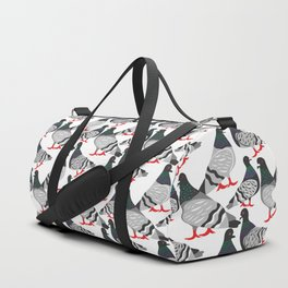 Pigeon Power Duffle Bag