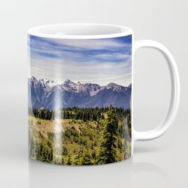 Hurricane Hill View Coffee Mug