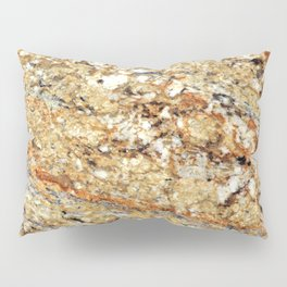 Kashmir Gold Granite Pillow Sham