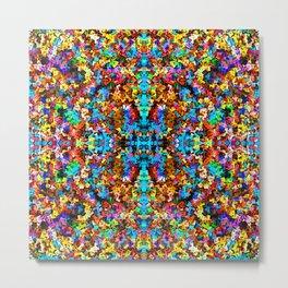 4 Square-288 Metal Print
