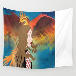 You are free Wall Tapestry