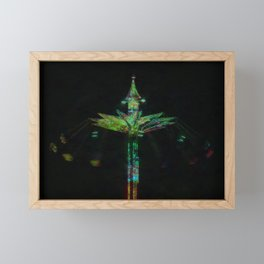 Sparkle Framed Mini Art Print
