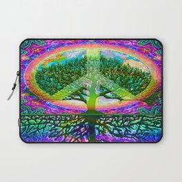 Tree of Life Peace Laptop Sleeve