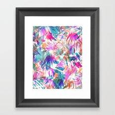 Palmtastic Framed Art Print