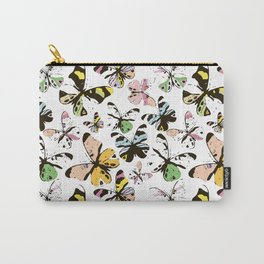 Ghosts of butterflies Carry-All Pouch