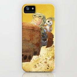 Rey BB-8 iPhone Case