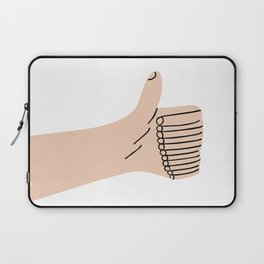 Thumb Up Laptop Sleeve