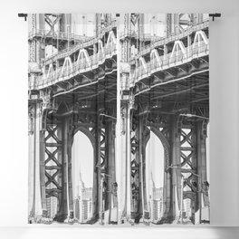 Manhattan Bridge Empire State Blackout Curtain